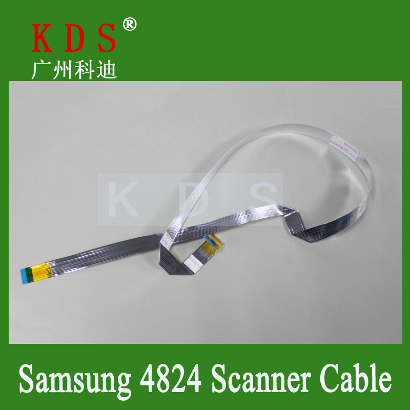 10 pcs/lot spare parts Scanner Cable   for Samsung 4824 laserjet parts<br><br>Aliexpress