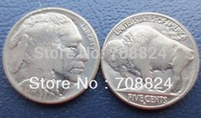 US 1913S Buffalo Nickel five cents COINS COPY High Quality(China)