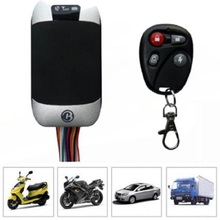 Motorcycle Car Anti Theft GSM SMS GPRS GPS TRACKER TRACK Remote  Vehicle Gps Tracker TK303G GPS303G cell Phone APP control