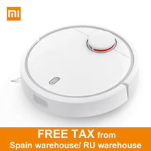 XIAOMI Robot Vacuum Cleaner MI Robotic Smart Planned Type ASPIRADOR WIFI App Control Auto Charge LDS Scan Mapping