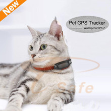 Mini GPS Tracker Locator IPX6 waterproof for small PET dog cat personal old man GPS tracking device