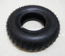 2.80/ 2.50-4 Tire + Inner TUBE Bent Valve Gas Electric Scooter Bike QIND Tire S(China)