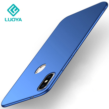 Buy Xiaomi Redmi Note 5 Pro Case Cover Luxury Ultra-thin Hard PC Back Cover Redmi Note5 5Pro Cases Full Protector Phone Coque for $2.99 in AliExpress store