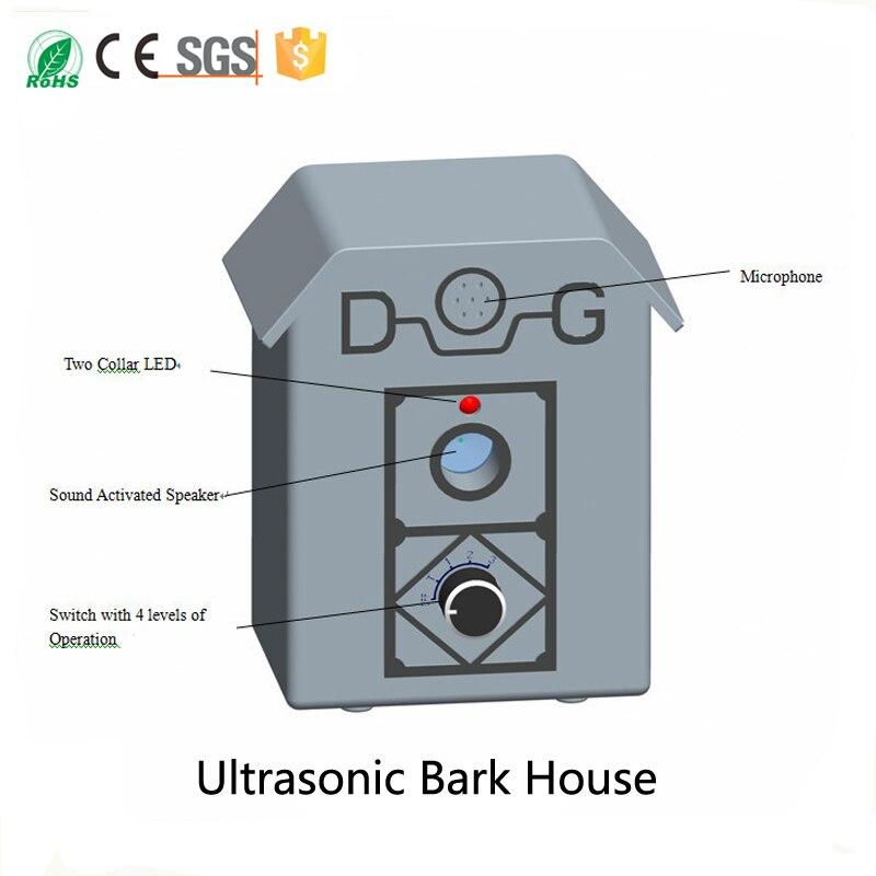 UL10 Ultrasonic bark house 2