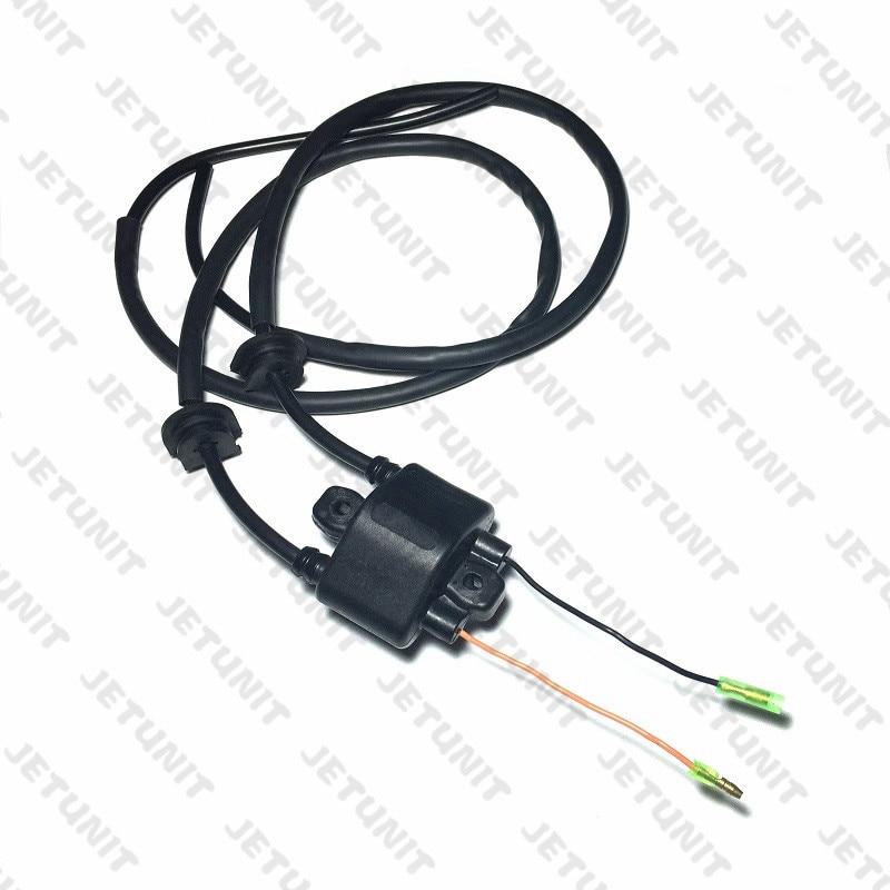 Yamaha Outboard 15 HP Ignition Coil 63V-85570-00-00  63V-00695