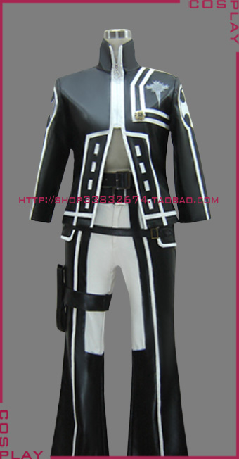 D.Gray man Lavi Rabi Halloween Suit Set Cosplay Costume S002