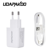 5v 2.4a EU/US plug Charger Adapter & 1M micro usb quick charge cable samsung S3 s4 a5/3 Xiaomi Redmi 3s/4x/pro doogee x5 max - CIMAY'S STORE store