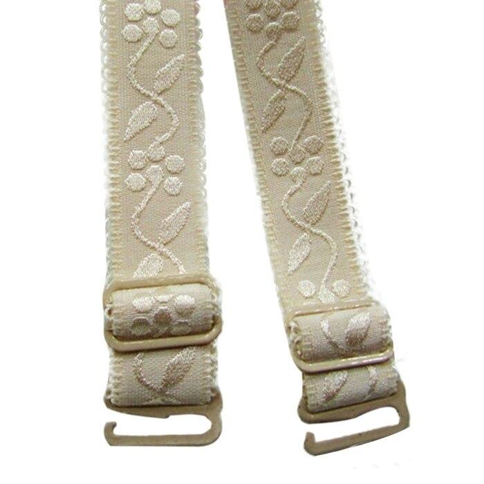 Elastic Brassiere Strap WOMAIL delicate 17 Fashion New Sexy Slim Ladies Underwear Straps Shoulder Floral Print Lingerie W30 @ 12