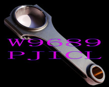 XU9JA connecting rod for Peugeot 205 GTI Peugeot 309 GTI 1.9 tuning WRC engine parts XU9J4 racing sport high torque turbocharger(China)
