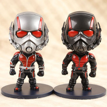 2016 Marvel Movie Ant-man Action Figures Ant man PVC Toys Christmas gift Super heros
