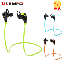 [Genuine] Lemfo G6 Bluetooth earphone Wireless Headset Stereo Sports mp3 Studio Music Handsfree Sweatproof for iPhone 6 7 phone