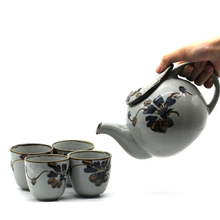 150ml Chinese Tea Set Pot Chinese Kung Fu Tea Pots Kettle Ceramic Teapot Pottery China Tea Cup Pitcher  +1 Strainer