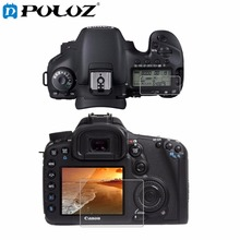 PULUZ Camera Screen Protector Polycarbonate LCD Guard Film Screen protect film for CANON 7D