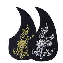 "Guitar Assembly Accessories Guitar Pickguard classic design 40"" 41"" inch Acoustic Guitar Scratch Plate Pickguard Pick"