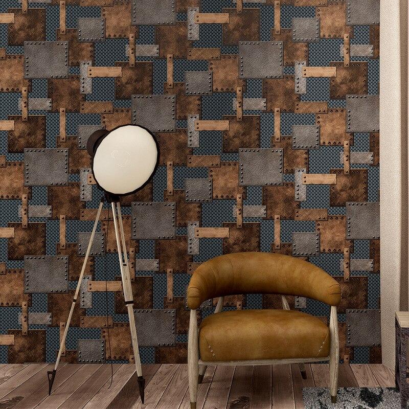 beibehang Personality mosaic papel de parede 3D Flowers wallpaper for walls flooring living room luxury wall paper papier peint<br>