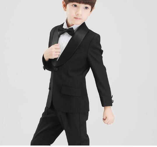 2016 hot Thumbaby( Jacket + Vest + Pants ) Baby Boy Cloths Brand Boys Slim Fit Business A Three-Piece Suits Groom Boy Blazers<br><br>Aliexpress