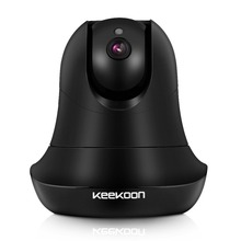 KEEKOON KK004 Wireless IP Camera 1080P FULL HD Surveillance Security Dome Camera Night Vision 2-way Audio Baby Monitor 5X Zoom