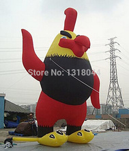 Custom made advertising products inflatable chicken giant inflatable rooster