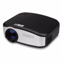 Original CHEERLUX C6 Hd Mini Portable LED Projector for Home Theater Cinema Movie Night Video Tv Gaming Kids Toy EU/UK Plug