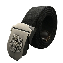 Buy New Unisex Russian National Emblem Canvas Tactical Belt High Military Belts Mens & Women Luxury Patriot Jeans Belt for $8.49 in AliExpress store