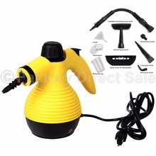 Multifunction Portable Steamer Household Steam Cleaner 1050W W/Attachments New	EP20819