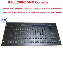 Free Ship Pilot 2000 Console DMX512 Controller,Pilot 2000 DMX Console DJ Controller Equipments Stage Lighting Shows Projector(China)
