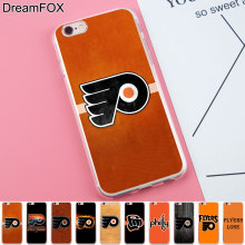 Buy DREAMFOX K144 Philadelphia Flyers Soft TPU Silicone Case Cover Apple iPhone 8 X 7 6 6S Plus 5 5S SE 5C 4 4S for $1.39 in AliExpress store