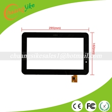 "A+  10.1"" inch Airis onepad 1100X2 TAB11E Tablet touch screen panel Digitizer Glass Sensor replacement TOPSUN_F0043_A1"