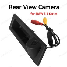 best selling LED Display Car Reverse Rear view Camera for BMW 3 5 Series X3 F10 F11 F25 F30