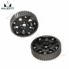 CAM GEARS PULLEY KIT For NISSAN SKYLINE RB20 RB25 RB26 R32 R33 R34 BLACK(China)