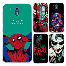 "New Fashion Charming Phone Case For HTC Desire 526 526G 326 326G 4.7"" Perfect Design Colored Paiting Back Cover Coque Capa"