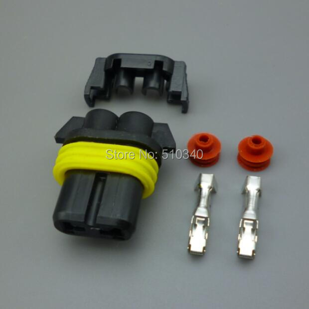 The Picture Of 9006 Male Connector