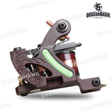 Professional Lining Tattoo Machine 8 Wraps Coils Liner Machine Quality Tattoo Supply Tattoo Gun(China)
