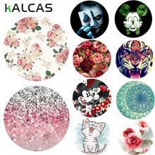 KALCAS Round POP Fashion New Design Phone Holder For Smart Phone Air Stander For iPhone Samsung For iPhone 7 Xiaomi Portable