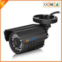 BESDER Security Surveillance Camera 800TVL 1000TVL Optional Mini IR Night Vision Bullet Video Camera Analog Camera