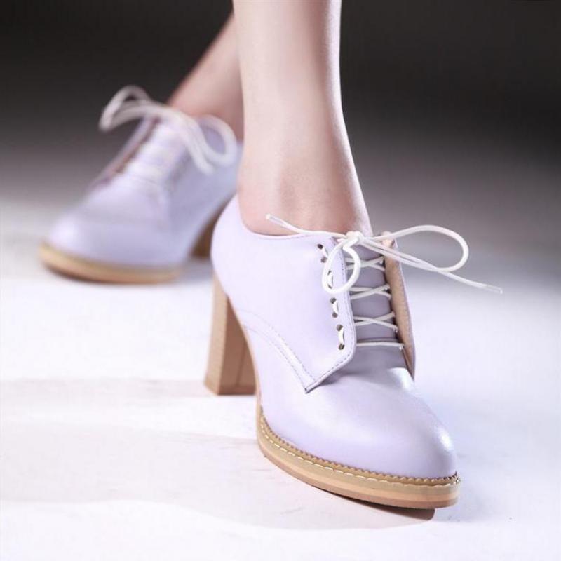 women 8cm high heels PU shoes female pumps women heel shoes 32 33 41 42 43  sy-1203<br><br>Aliexpress