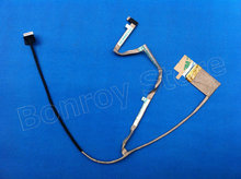 Genuine wholesale Price  For Samsung NP270E5V NP270E5E NP300E5E  NP355E5C NP550P5C Flex Lcd Video Cable 100% New (10 pcs/Lot)