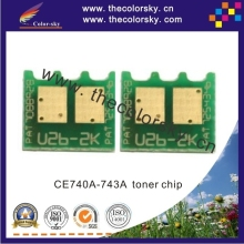 (CS-DH5520) toner laser printer reset chip for HP Color LaserJet CP5520 CP5525 CP5525n CP5525dn CP5525xh CP-5520 bkcmy free dhl(China)