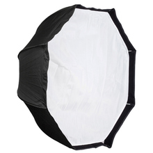 "Ruissa Free 120cm / 48"" Portable Foldable Octagon Umbrella Softbox Diffuser Reflector for Photo Studio Flash Speedlite Lighting(China)"