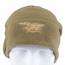 Stylish Autumn Winter Outdoor Sports Ski Beanie Tam Hat Warm Airsoftsports Sniper Tactical Fleece Hats Cotton Caps(China)