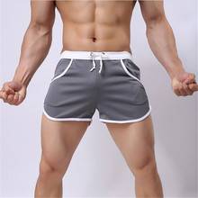 Hot Sale Mens Sports Running Shorts Man Shorts Gym Pocket Drawstring For Fitness Beach Plus Size XXL Best Gift for Boyfriend