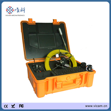 V8-1288TC 29mm camera with 512Hz transmitter push cable inspection camera tube sewer cctv videos supplier(China)