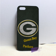 NFL Green Bay Packers 5 fashion cell phone case cover for iphone iphone 4 4s 5 5s 5c SE 6 6s plus 7 plus #LI0624