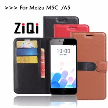 Buy Original Case Meizu M5C M5 C A5 Phone Coque Luxury PU Leather Wallet Stand Flip Bag Cover Meizu M5C M5S M5 Note Cases for $3.27 in AliExpress store