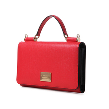 Fashion Women Clutch Bag 2016 Women Genuine Leather Handbag Chain Bag Mini Bags Small Square Handbags Trend Party Purse Mujer