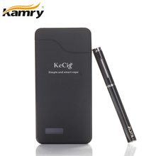 Original Kamry Kecigs 3.0 Electronic Cigarette Kits Double Micro Vape Pen kit 0.7ml Atomizer 1300mah Battery VS Cassiel - Safecigs Co Ltd Store store
