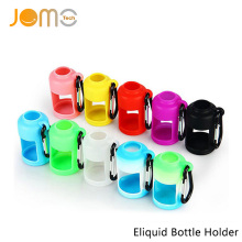 Buy Non-Slip Silicone Buckle Electronic Cigarette Accessory Silicon Vape Bottle Holder Portable Ecigarette Oil Bottle Jomo-113 for $4.88 in AliExpress store
