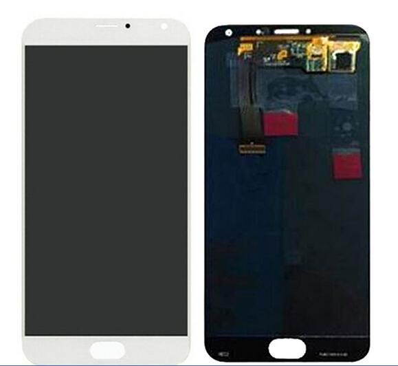 5.5 For Meizu MX5  MTK6795 1920X1080 FHD LCD Display+Touch Digitizer Screen Assembly black/White by free shipping<br><br>Aliexpress