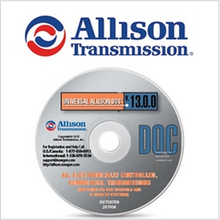 New 100% Universal Allison DOC 13 PC 13 software + unlocked keygen INSTALL UNLIMITED COMPUTER