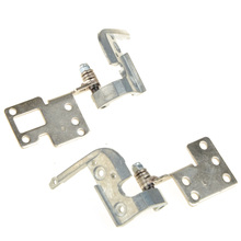 Laptops Replacements 1 Pair Left & Right LCD Hinges Fit For Asus K52 Notebook Computer LCD Hinges Replacements F0990(China)
